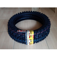 Ban Dunlop DGX 01 ukuran 16 - 19 depan belakang