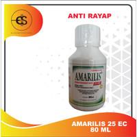 Anti Rayap Amarilis 25EC @ 80 ML (Bahan Pengawet Kayu)
