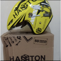 Helm Hasston Prohex / Helm Motor Half Face (SNI)