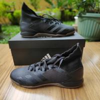 Sepatu Futsal Adidas Predator 20.3 IN Black BNIB Original - 40.5