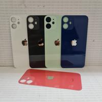 Backdoor Backcover Tutup Belakang Back Casing Iphone 12 Mini Original