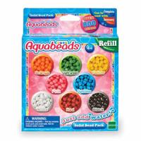 Aqua Beads Solid Bead Pack Refill - ORI Aquabeads EPOCH