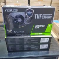 ASUS TUF GAMING OC GTX 1650 SUPER GDDR6 4GB 128BIT DUAL FAN