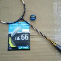 RAKET Badminton ORI APACS Power Concept 600 30lbs
