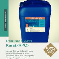 minyak anti karat/Rust Preventive Oil/ 25 Liter Visirupoil 600