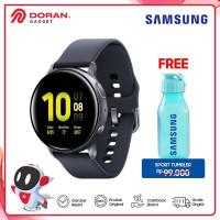 Samsung Galaxy Watch Active 2 40mm (Alumunium) Black - Garansi Resmi