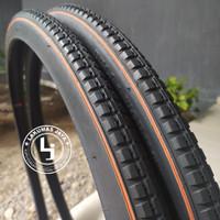 Ban Luar Sepeda 28 x 1 1/4 Ban ukuran 28 x 1.1/4 Sepeda unta onthel