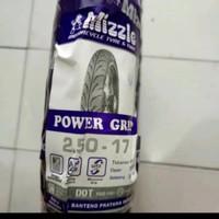 ban luar 250 17 power grip mizzle