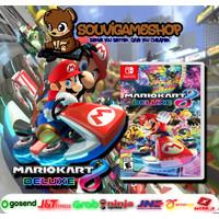PALING MURAH !! Nintendo Switch Mario Kart 8 Deluxe (English Language)