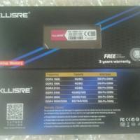Memory Ram Kingston HyperX Fury DDR3 8GB PC12800 1600Mhz Khusus PC Amd