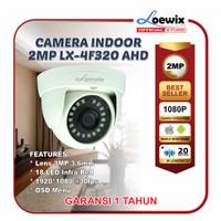 LOEWIX CCTV KAMERA 2 MP AHD CAMERA INDOOR LX-4F320 FULL HD 1080