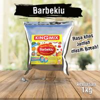 Bumbu Tabur Rasa Barbekiu KING MIX 1 KG