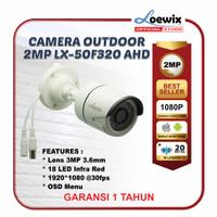 LOEWIX CCTV KAMERA 2 MP AHD CAMERA OUTDOOR LX-50F320 FULL HD 1080