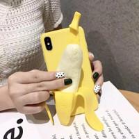 Case hp banana 3d case hp pisang grosir murah