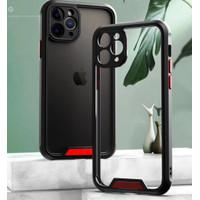 Case Clear Armor iPhone 6 6s 7 8 Plus X XR XS MAX 11 12 Pro Max 12Mini