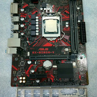 mainboard i5 paket asus B250 + core i5 7400 3.0GHz