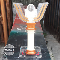 [MODEL II] DX Ultraman Tiga Spark Lens KW/No Ori/Bootleg - Sound JAPAN