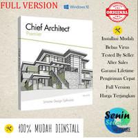 Software Design 3D Model: Chief Architect Premier X12 v22 [WIN]