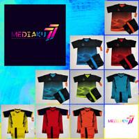 Kaos Baju & Celana Junior Bola/Futsal OrtuSeight/Anak SD/Varian Warna