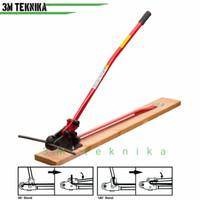 Alat Tekuk Potong Besi Beton Manual Rebar Bander Cutter Manual (3M)