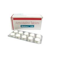Armodafinil 150 mg, 10 Tablet, Waklert - Obat Suplemen Otak Wakalert