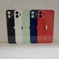 Backdoor Backcover Tutup Belakang Back Casing Iphone 12 Original