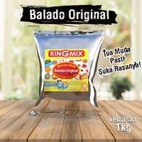 Bumbu Tabur Rasa Balado KING MIX 1 KG