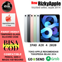 iPad Air 4 2020 64GB 64 Wifi Cellular Cell Blue Green Rose Gold Pink