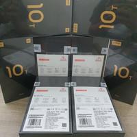 XIAOMI MI 10T PRO RAM 8/256 GB GARANSI RESMI - Cosmic black