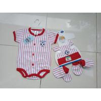 Baju Bayi New born, over all, jumper Merk baby lucky