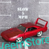 Die Cast 1:32 Dodge Charger Daytona JADA [fast and furious]