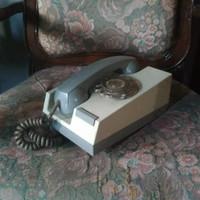 Pesawat Telepon Putar Jadul Antik Kuno Vintage Lawas Retro Unik Tua