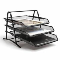 tray susun 3/bak surat susun 3/document organizer/rak kertas