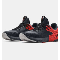 UNDER ARMOUR HOVR Apex 2 Training Shoes - Black Red