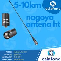 NAGOYA NA771 Antenna / Antena HT SMA-F NA-771 BF-UV5R BF-888S UV-82