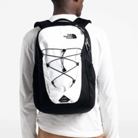 """THE NORTH FACE TNF JESTER BACKPACK """"BLACK/WHITE"""" ORIGINAL"""