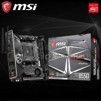 MSI MPG B550i GAMING EDGE WIFI (AM4, B550, DDR4) Motherboard