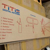 ANTENA TV TITIS TT1000 - antena tv titis tt1000