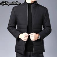 Jaket Pria Parka Stretwear/outerwear pria/coat pria/jaket musim dingin - Hitam, XS