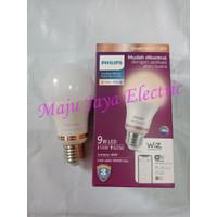 Lampu Smart Wifi LED Philips 9 W Watt Tunable White Gradiasi Putih Wiz