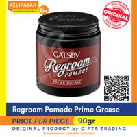 Pomade - Gatsby - Regroom Pomade PRIME Grease 90gr