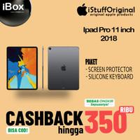 ( NEW ) iPad Pro 11 2018 256GB / 256 Wifi Cellular GREY, SILVER BNIB