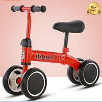 Sepeda Keseimbangan Anak Tanpa Pedal Balance Toys Mini Bike ( Baret )