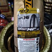 ban motor FDR MP 96 ukuran 90/80-17 ring 17 Slick Soft Compound race