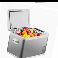 kulkas mini / freezer tempat vaksin / freezer alpicool mk25