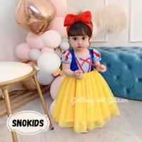 Baju Pakaian Gaun Dress dres Pesta Anak Perempuan cewek 2 3 4 5 tahun