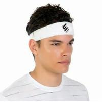 headband FITS ikat kepala bandana olahraga anti slip penyerap keringat