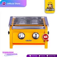 BBQ Grill Gas Panggangan Sosis Kompor Niko 2 3 4 Tungku NICO Griller