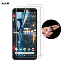GOOGLE PIXEL 2 ONLY ANTI GORES SCREEN PROTECTOR HYDROGEL FULL COVER