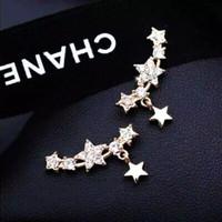 Anting Bintang Murah / Bintang Gold Murah / Grosir Aksesoris Murah Se